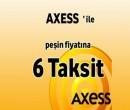 Kredi Kartına 6 Taksit İmkanı